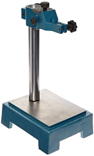 Fowler 52-580-016 Economy Dial Gage Stand with Microfine Adjustment Knob For Zero Setting