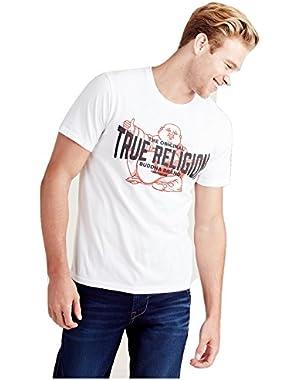 Men's The OG Crew Neck Tee T-Shirt in True White