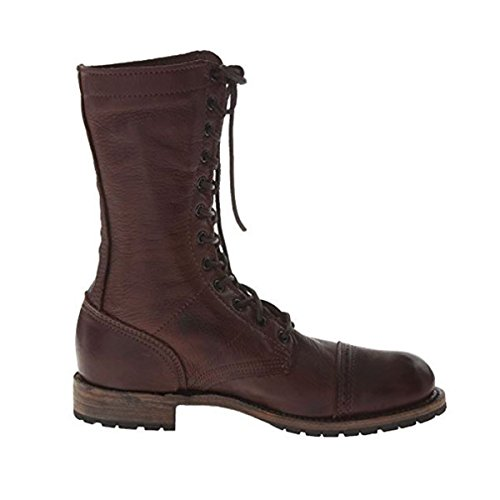 Boots Shoes Vintage - Walk-Over Women's Vintage Collection Molly Jump Boot, Chocolate 8.5 B - Medium