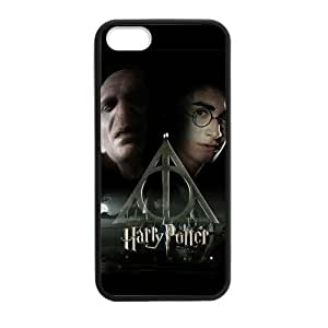 diy zhengHarry Potter- Confrontation Case for Ipod Touch 4 4th case