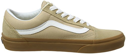 Sneakers Donna Old School Beige (sesamo / Gomma Qa2)