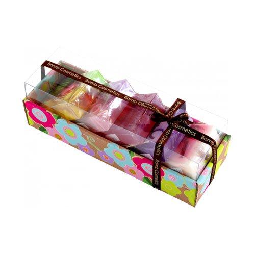 Perfect Soap Kit de Jabones Naturales 5x100g - Bomb Cosmetics