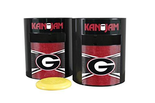 Kan Jam NCAA Georgia Bulldogs Disc Gamegeorgia Bulldogs Disc Game, Team Color, 11.875