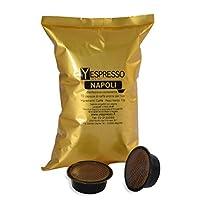 Yespresso Lavazza A Modo Mio Compatibili - Confezione da 100 Pezzi