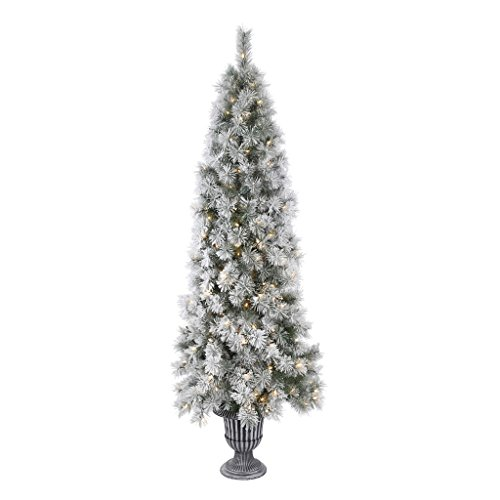 Vickerman Potted Frosted 5.5' x 26