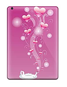 Durable Protector Case Cover With Love Magic Hot Design For Ipad Air