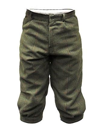 Stormkloth Hombre Hereford Tweed Pantalones Pantalones Pantalones Barrera Granja Caza, Tiro Pesca