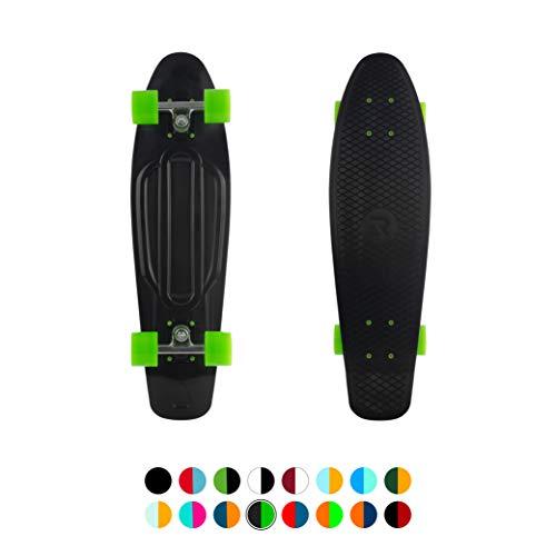 Retrospec Quip Skateboard Classic
