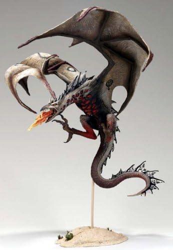 Dragon Series 7 Fire Dragon Clan McFarlane Toys McFarlane