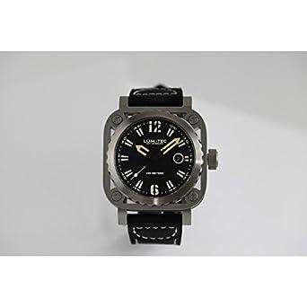 lum-tec G2 Armbanduhr – Stahl G Serie