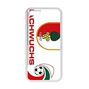 Bundesliga Pattern Hight Quality Protective Case for Iphone 5c