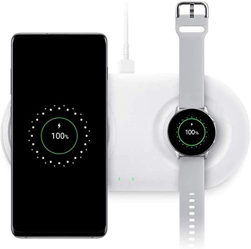 Samsung Official OEM 2019 Chargeur sans Fil Duo Pad Fast