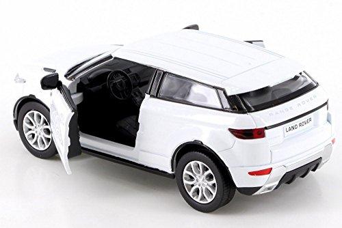 Amazon.com: RMZ City Land Rover Range Rover Evoque, White 555008 - Diecast Model Toy Car but NO BOX: Toys & Games