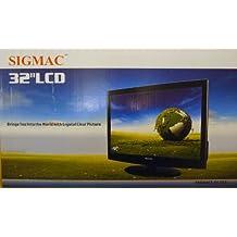 "Sigmac NE32AB1 32"" 1080p 120Hz LCD HDTV"