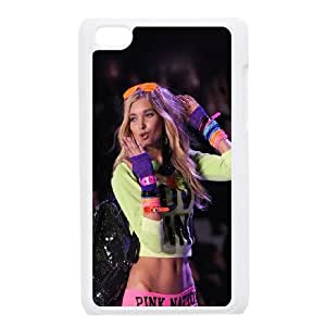 iPod Touch 4 Case White he00 elsa hosk victoria secret show girl sexy VIU899517