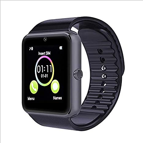 Amazon.com: CNPGD Bluetooth Smart Watch(Partial Compatible for IOS IPHONE)+(Full Compatible for Android smartphone) Samsung, LG, Galaxy Note, Nexus, ...