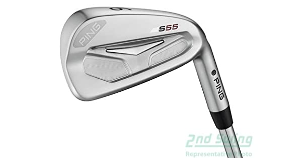 Amazon.com: Ping S55 Single Iron 6 Iron Project X 6.5 X ...