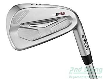 Amazon.com: Ping S55 Single Iron 7 Iron Project X 6.5 X ...