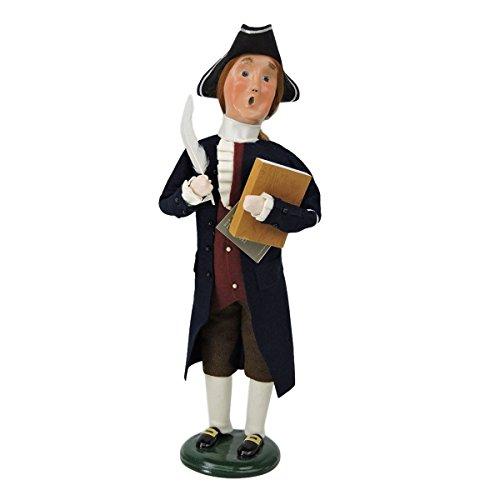 Byers' Choice Thomas Jefferson #ZWM13 - Limited Edition!