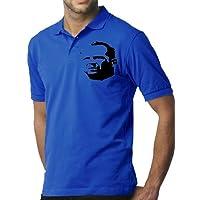 Touchlines D2020 - Polo para hombre, Azul, XXX-Large