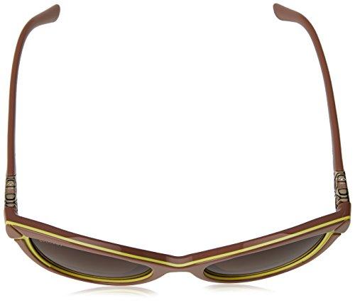 bv8156b Sonnenbrille browngradient yellow Jaune Bvlgari beige beige S5qwv