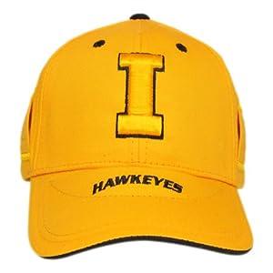 NCAA Iowa Hawkeyes EVOCAP Holds Eyewear in Place, School Color Cap