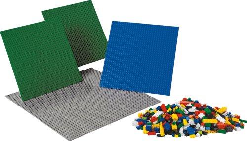 LEGO Education School Bundle, Bricks and Large Building Plates (884 Bricks and 4 Plates), Baby & Kids Zone