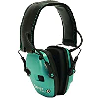 Howard Leight by Honeywell Impact Sport Sound Amplification Electronic Earmuff, Classic Green (R-01526) by Green Supply