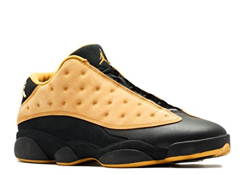 Nike Men's Air Jordan 13 Retro Low Black/Chutney 310810-022
