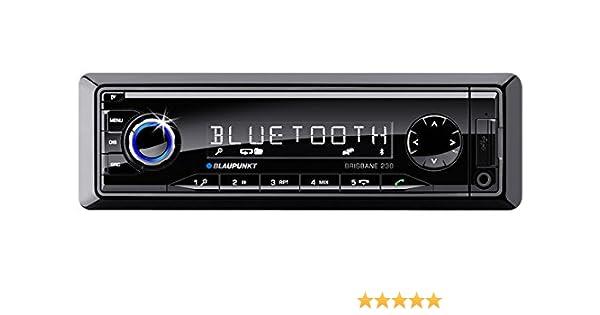Blaupunkt Brisbane 230 Bluetooth Negro receptor multimedia para ...