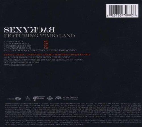 Sexy back lyrics clean version