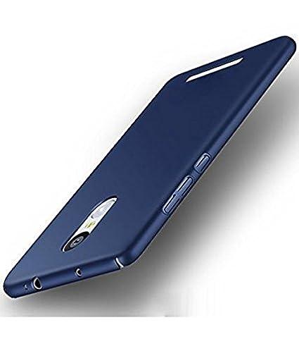 official photos a1ade 8ab53 Niptin Back Cover for Lenovo K6 Power (Blue)