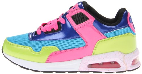 Lime pink Osiris Sneaker Multicolore blue Donna qPqR4ntwx6