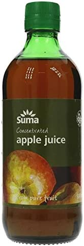 Suma Apple Juice Concentrate 500 ml (Pack of 6)