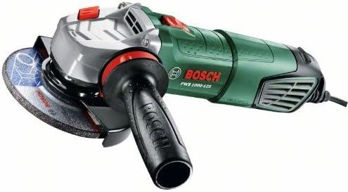 Bosch Home and Garden 0.603.3A2.600 Amoladora, 240 V, 1000 W, Ø125 mm