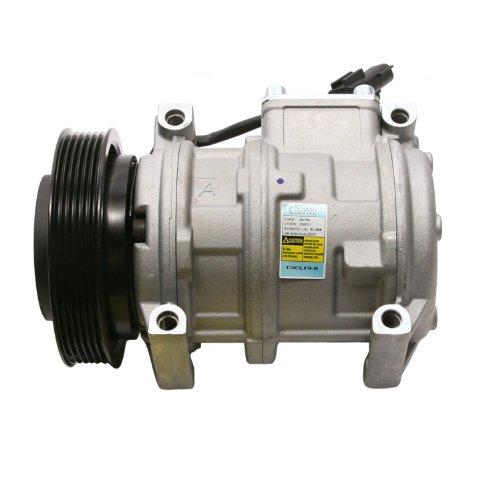 Delphi CS20125 10S17 New Air Conditioning Compressor ()