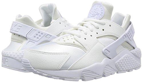 Mujer Blanco Run De Zapatillas Nike Air Para bianco Wmns Huarache Deporte x6qwURUz87