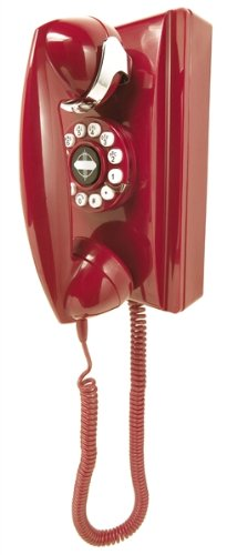 Rotary Dial Wall Telephone - 1