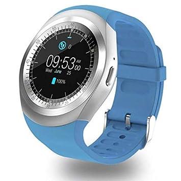 Montre connectée Bluetooth Roneberg, Montre connectée Appel téléphonique et SMS avec écran Tactile, Notification