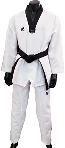 Kukkiwon Keyring Taekwondo Mooto Black Belt Accessory Korean WTF Korea Gift