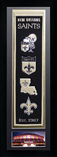 New Orleans Saints Picture Frame - 8