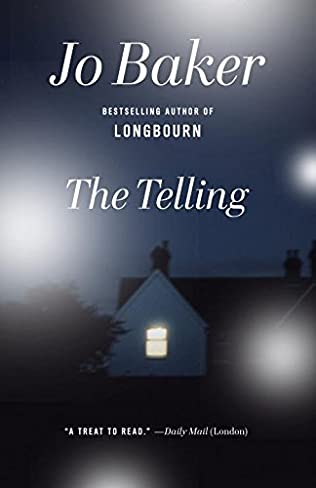 book cover of The Telling