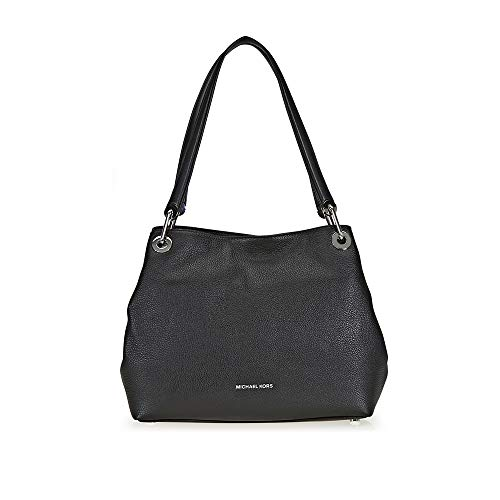 MICHAEL Michael Kors Raven Large Shoulder Tote Black One Size