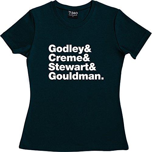 T34 - Camiseta Navy Blue Women's T-Shirt