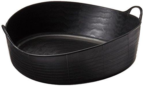 Tubtrugs SP35GBK Flexible Black Gorilla Large Shallow 35 Liter/9.2 Gallon Capacity for $<!--$27.14-->