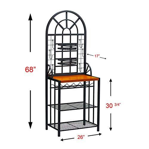 Dome Bakers Rack by Southern Enterprises (Image #6)