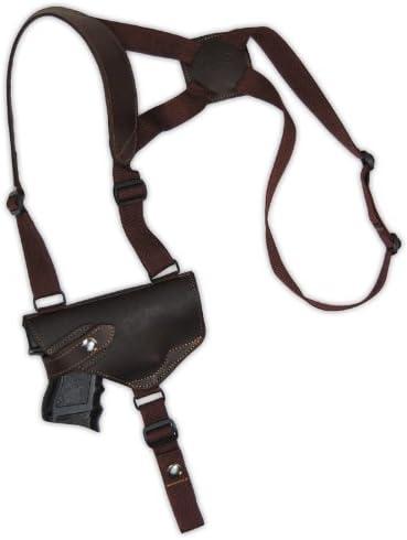 Leather Shoulder Strap Holster Harness