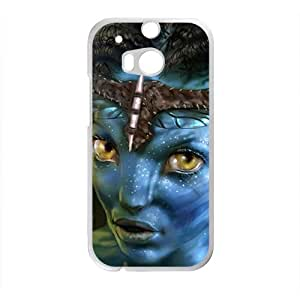 WFUNNY Zoe Saldana New Cellphone Case for HTC One M8