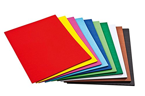 250 Blatt Tonkarton Tonpapier DIN A3 viele Farben 160g/qm Großhandelspackung