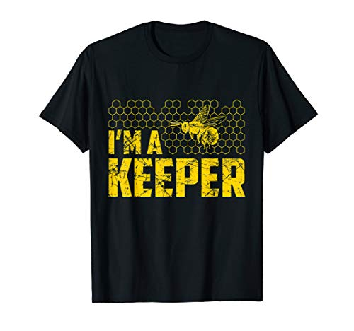 Funny Beekeeping T-shirt Great Gift For Honey Bee keper Love (Honey Clothes)